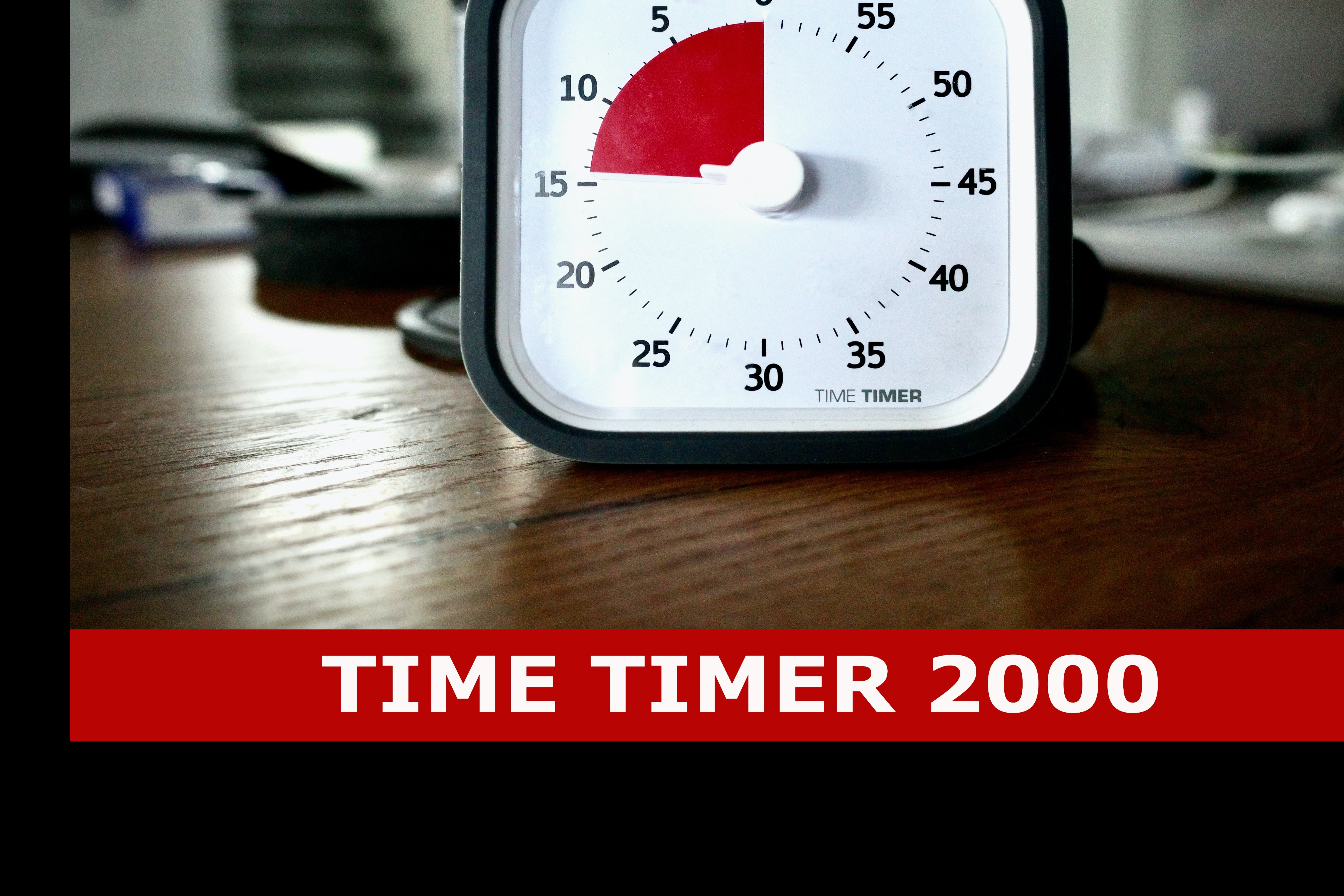 Time Timer 2000